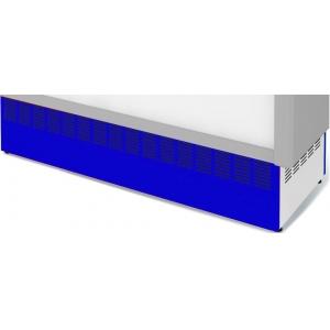 Комплект щитков для витрины-бонеты Купец ВХНо1,2, синие