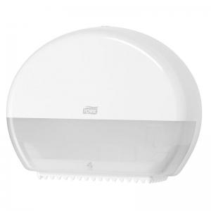 Диспенсер для туалетной бумаги L 34,5см w 13,2см h 27,5см настенный, пластик