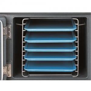 Проволочная стойка L 58,4см w 43,2см h 35,5см для тележек MDC24 и MDC24F, нерж.сталь