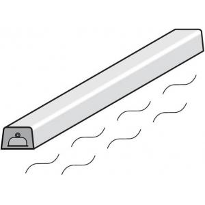 Элемент нагревательный для верхней полки прилавка 3GN1/1, L1.01м