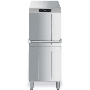 Машина посудомоечная купольная, 500х500мм, 72-60-40-24кор/ч, доз.опол.+моющ., 7 циклов, пароконденсатор, темп.опол.+85С