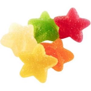 Мармелад желейный, формовой в форме звезды, 3кг.