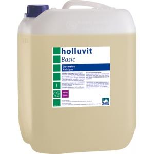 Средство моющее для ПММ универсальное Holluvit Basic канистра 14кг.