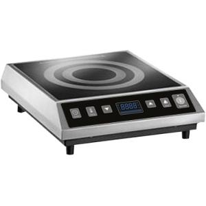 Плита индукционная, 1 конфорка 1х2.7кВт, настольная,  8 уровней мощности