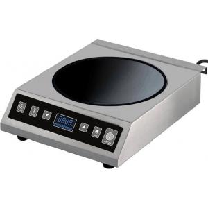 Плита индукционная WOK, 1 конфорка 1х3.5кВт, настольная