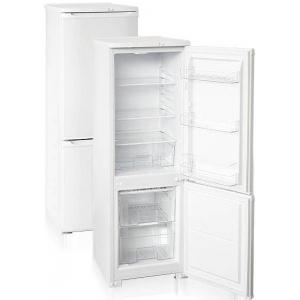 Шкаф комбинированный бытовой, 180л, 2 двери глухие, 3 полки, ножки, 0/+8С и -18С, белый, нижняя морозилка, R600а, класс А