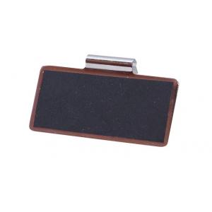 Ценник меловой с клипсой L 7,5см w 4,5см (набор 6шт)