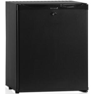 Шкаф холодильный для напитков (минибар),  29л, 1 дверь глухая, 1 полка, ножки, +2/+12С, абсорбционное охл., чёрный