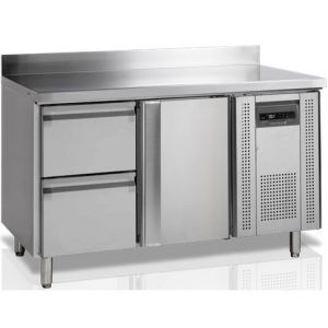 Стол холодильный TEFCOLD CK7210+12547