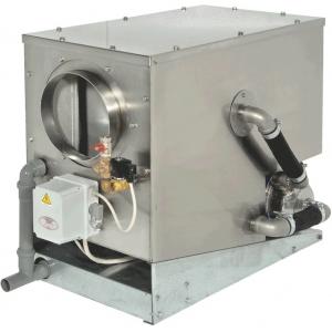 Гидрофильтр для печи дровяной,  450м3/ч, нерж.сталь