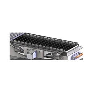 Привод электрический для мангала на углях Изо-Профигриль, 15 шампуров, нерж.сталь, автоматический