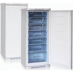 Шкаф морозильный бытовой,  230л, 1 дверь глухая, 7 ящиков, -18С, белый, R600a, ручка горизонтальная