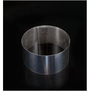 Кольцо (форма) КРУГ D 20см h 10см, нерж.сталь