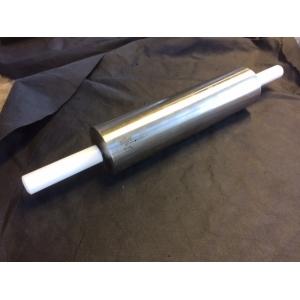 Скалка L 45,см d 8,9см, нерж.сталь