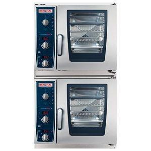 Комплект Combi-Duo для установки пароконвектоматов SCC и CM Plus XS (6GN2/3) на XS (6GN2/3), двери правые (Без оригинальной упаковки)