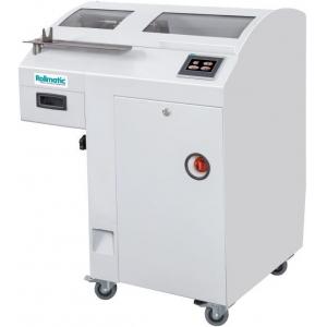 Хлеборезка, автомат, дисковая, загрузка хлеба 350мм, передвижная, зазор 5-25мм