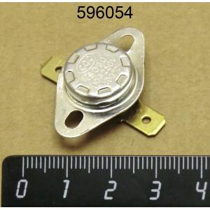 Термостат 180*C НормЗамкнутый 10A 240В