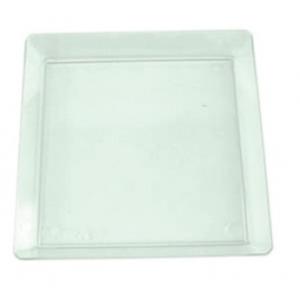 Блюдо L см w см h см (набор 200шт), пластик прозрачно-зеленый