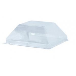 Крышка (набор 200шт) для блюда 30113P, пластик прозрачный