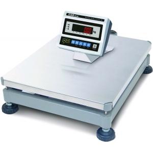 Весы электронные товарные, напольные, ПВ 0.40-150кг, платформа 360х460мм, подключение комбинированное, без стойки