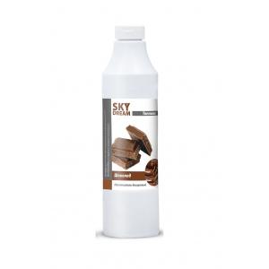 Топпинг для мороженого и десертов SKY DREAM Шоколад бутылка белая 1,2кг