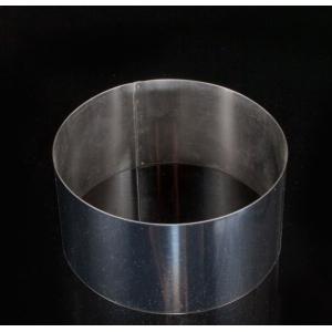 Кольцо (форма) КРУГ D 9,5см h 2см, нерж.сталь