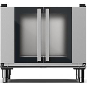 Шкаф расстоечный для печей BakerTop Mind.Maps, 12х(600х400), 2 двери распашные стекло, корпус нерж.сталь, 220V, упр. от печи