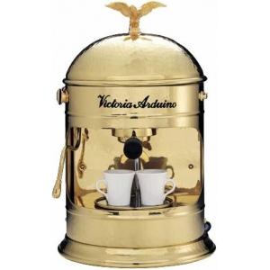 Кофемашина-полуавтомат, 1 группа, бойлер 0.8л, заливная, латунь, 220В