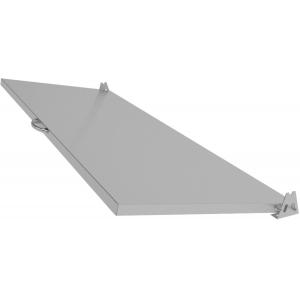Крышка для витрины холодильной настольной ВСН-134/GN, нерж.сталь