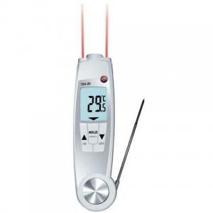 Контактный термометр TESTO 104 IR  (с поверкой)