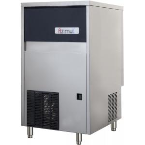Льдогенератор для кускового льда,  46кг/сут, бункер 25.0кг, вод.охлаждение, корпус нерж.сталь, форма «кубик» М