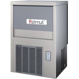 Льдогенератор для кускового льда,  26кг/сут, бункер 6.0кг, вод.охлаждение, корпус нерж.сталь, форма «кубик» M, R290