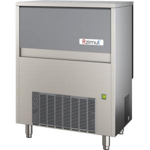 Льдогенератор для кускового льда,  68кг/сут, бункер 40.0кг, вод.охлаждение, корпус нерж.сталь, форма «кубик» М