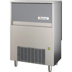 Льдогенератор для гранулированного льда,  150кг/сут, бункер 55.0кг, вод.охлаждение, корпус нерж.сталь, R290