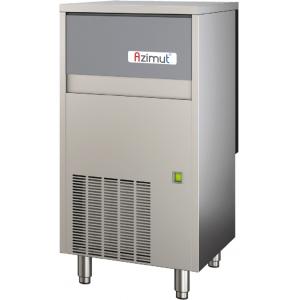 Льдогенератор для гранулированного льда,  111кг/сут, бункер 28.0кг, вод.охлаждение, корпус нерж.сталь, R290