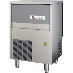 Льдогенератор для кускового льда,  35кг/сут, бункер 15.0кг, вод.охлаждение, корпус нерж.сталь, форма «пальчик»