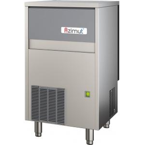 Льдогенератор для кускового льда,  50кг/сут, бункер 20.0кг, вод.охлаждение, корпус нерж.сталь, форма «пальчик»