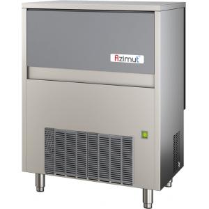 Льдогенератор для кускового льда,  75кг/сут, бункер 30.0кг, вод.охлаждение, корпус нерж.сталь, форма «пальчик»