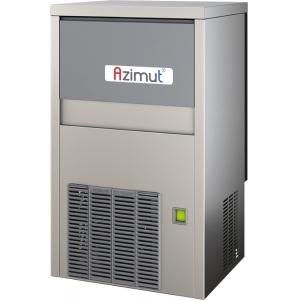 Льдогенератор для кускового льда,  22кг/сут, бункер 8.0кг, вод.охлаждение, корпус нерж.сталь, форма «пальчик», R290