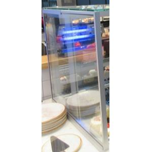 Боковина из стеклопакета, 620х600х25мм для витрины холодильной EURO COUNTER  BM1K-620-740-630, левая