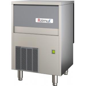 Льдогенератор для крупногранулированного льда,   90кг/сут, бункер 30.0кг, вод.охлаждение, корпус нерж.сталь, R290