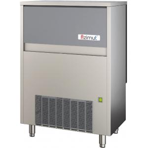 Льдогенератор для крупногранулированного льда,  146кг/сут, бункер 50.0кг, вод.охлаждение, корпус нерж.сталь, R290