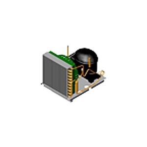 Агрегат холодильный выносной для W40K*R, в кожухе, зимний комплект до -40С