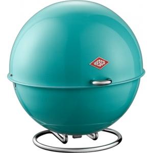Контейнер для хранения Superball (цвет бирюзовый), Breadbins&Containers