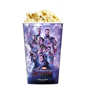 V 46 Стакан для попкорна «Мстители. Финал»
