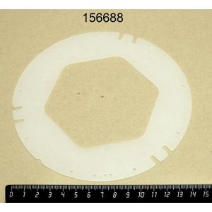 Манжета уплотнительная силиконовая для C2410C размер XL, комплект из 3 шт