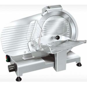 Слайсер электрический наклонный, D ножа 300мм, корпус алюминий, устройство заточное фиксированное