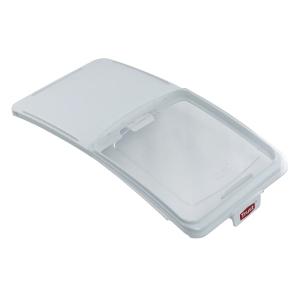 Крышка запасная для контейнера 8412WH  для сыпучих продуктов