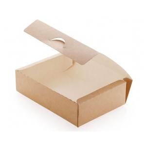 Коробка универсальная 1900мл бумага крафт