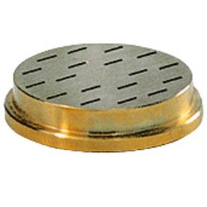 Матрица латунно-бронзовая для аппарата для макаронных изделий MPF 1.5N, tagliolini (лапша), 3мм